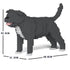JEKCA Animal Building Blocks Kit for Kidults Staffordshire Bull Terrier 01C-M04