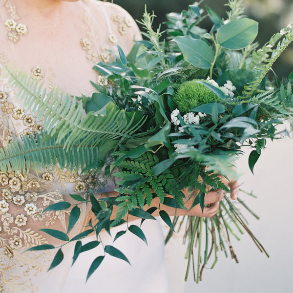 Lush Greenery Elopement Bundle