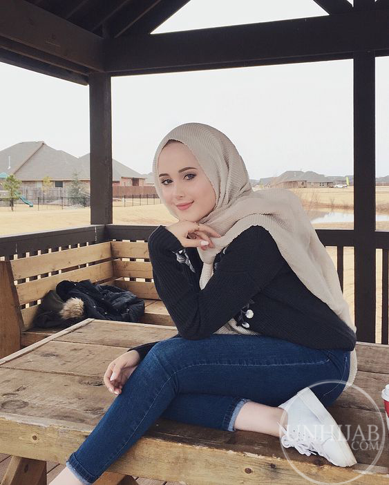 Hijab Careena Beige