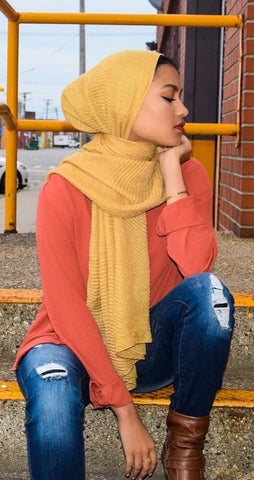 Collection Careena Jaune Moutarde