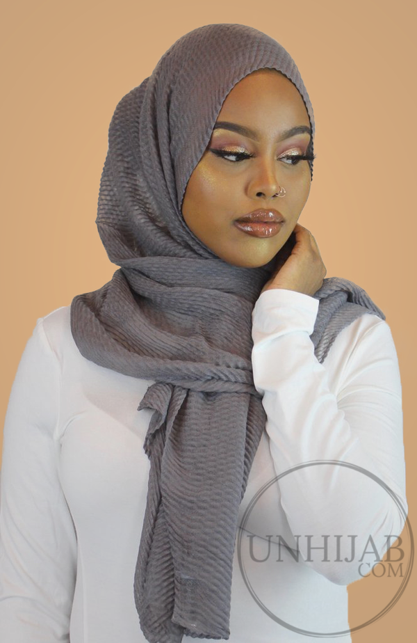 Hijab Careena Gris