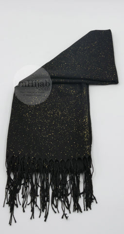 Pashmina Collection Talia Noir
