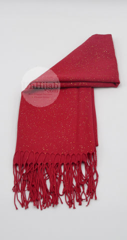 Pashmina Collection Talia Rouge