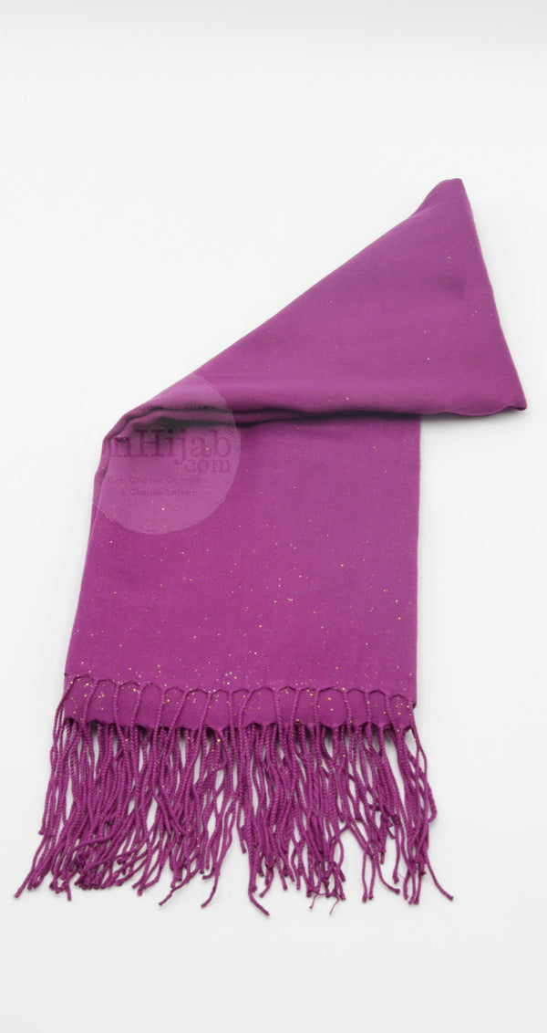 Pashmina Collection Talia Darkpurple