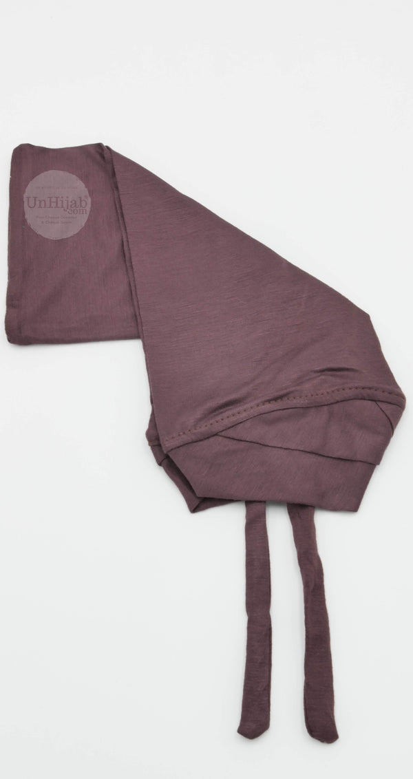 Bonnet Croisé Collection Classique SaddleBrown
