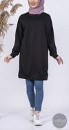 SweatShirt Long Noir