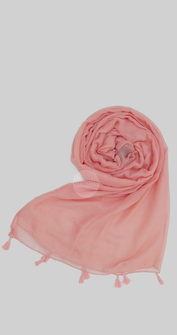 Châle Collection Basic Rose
