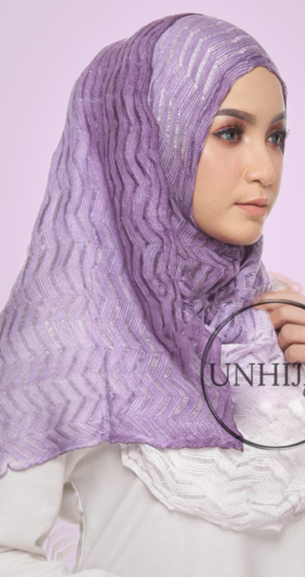 Hijab Collection IVY Violet