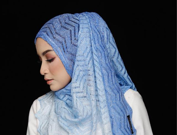 Hijab Collection IVY Bleu