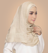 Hijab Collection Dahlia Beige