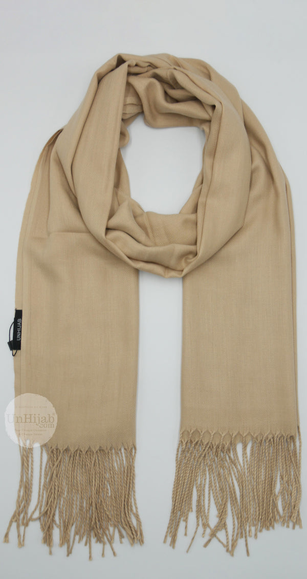 Pashmina Collection Basic Creme