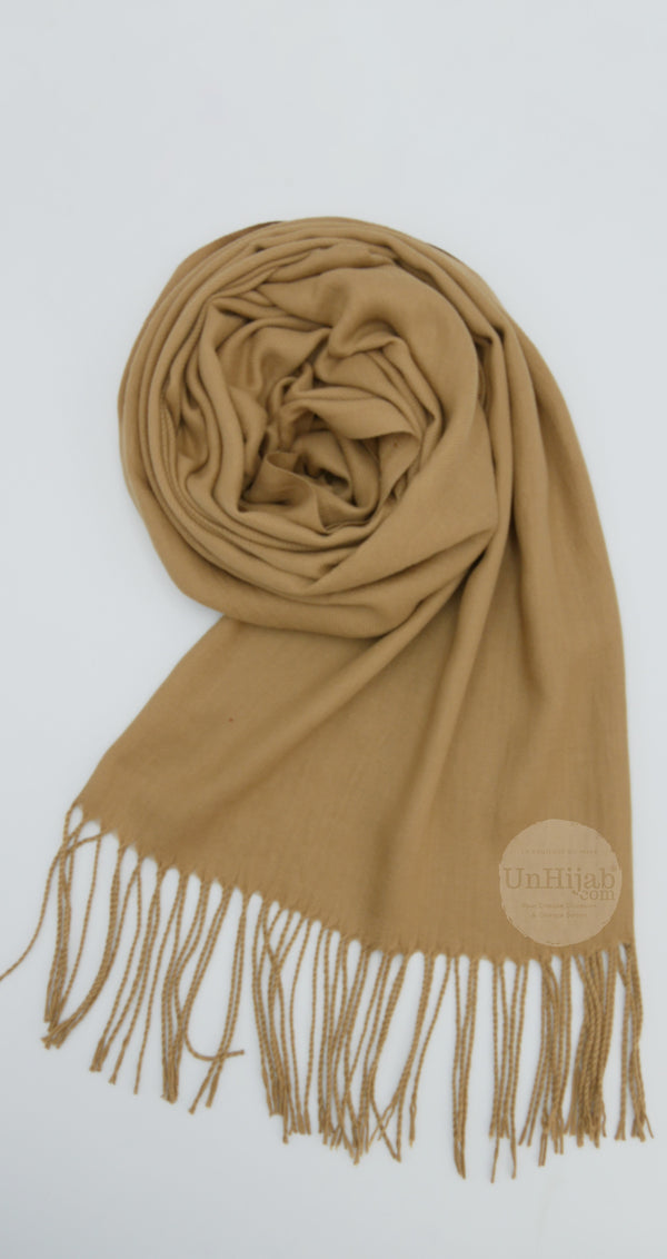 Pashmina Collection Basic Burlywood
