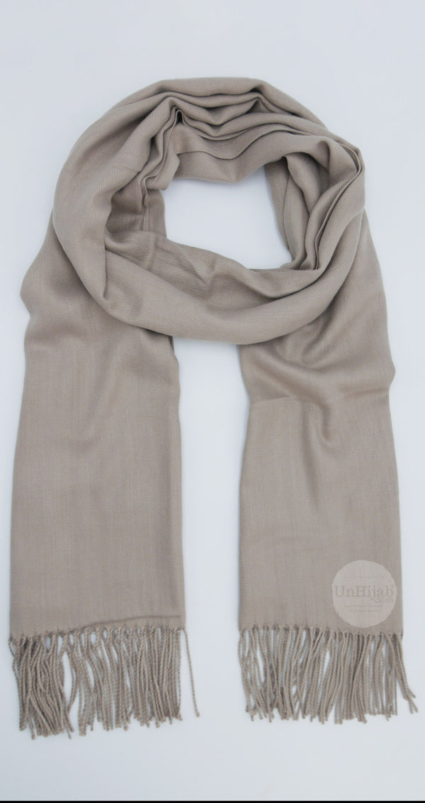 Pashmina Collection Basic Beige