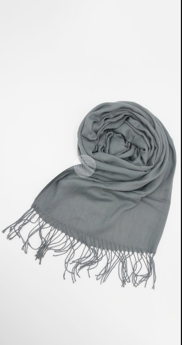 Pashmina Collection Basic Gris