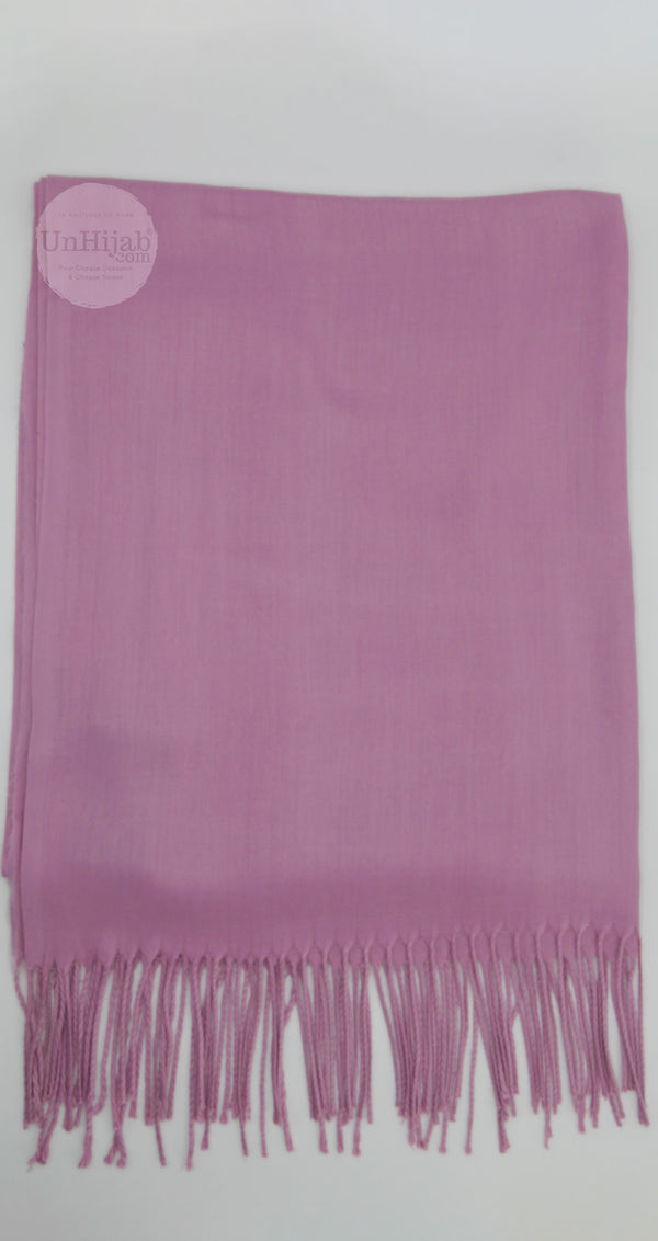 Pashmina Collection Basic DarkPink