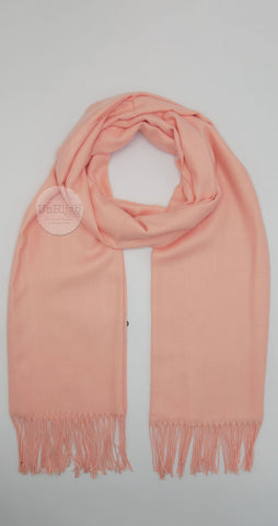 Pashmina Collection Basic Peach