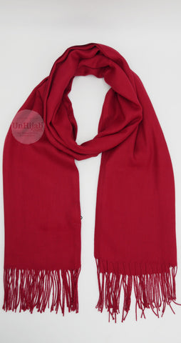 Pashmina Collection Basic Rouge