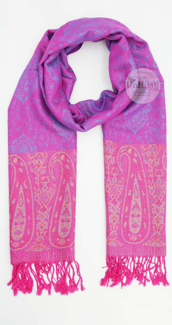 Pashmina Imprimé Collection Classic PC06