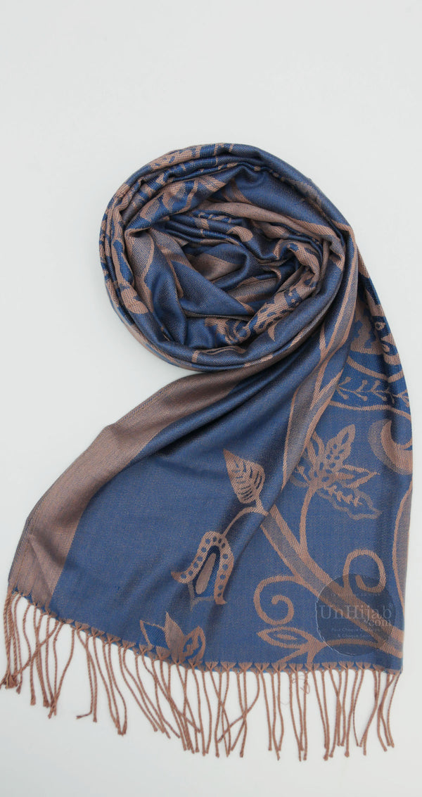 Pashmina Imprimé Collection Premium PI01