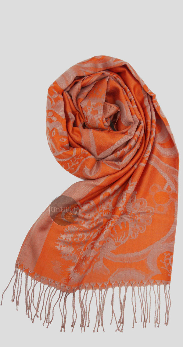 Pashmina Imprimé Collection Premium PI02
