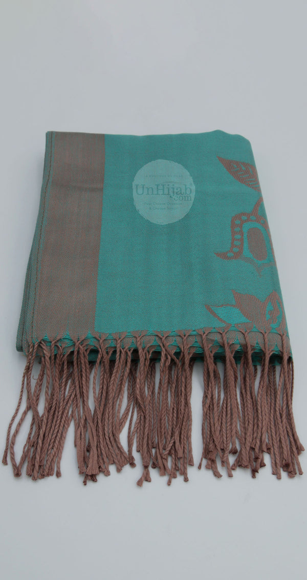 Pashmina Imprimé Collection Premium PI03