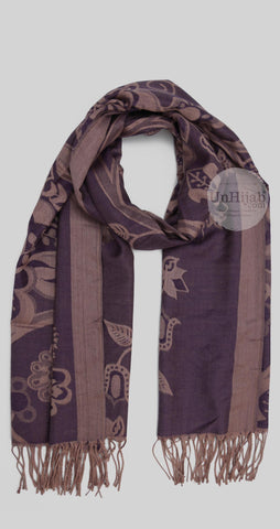 Pashmina Imprimé Collection Premium PI04