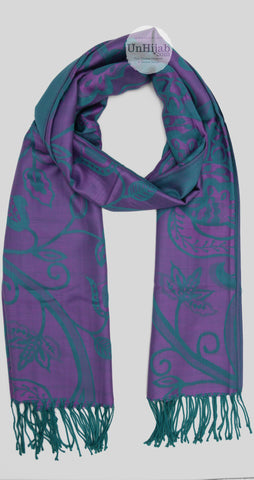 Pashmina Imprimé Collection Premium PI05