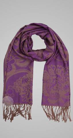 Pashmina Imprimé Collection Premium PI06