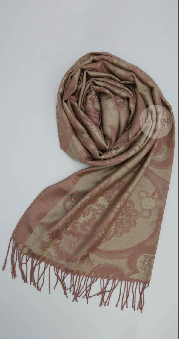 Pashmina Imprimé Collection Premium PI07
