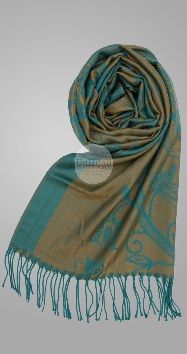 Pashmina Imprimé Collection Premium PI08