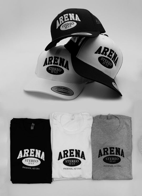 Arena Merchandise Package