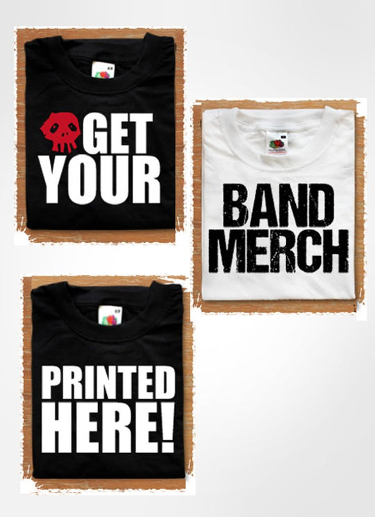 Arena Custom Merchandise Package