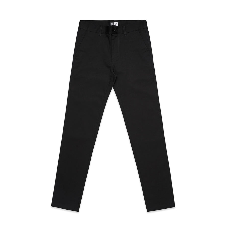 Men's Slim Fit Pants | Custom Blanks - Band Merch and On-Demand Designer Shirts