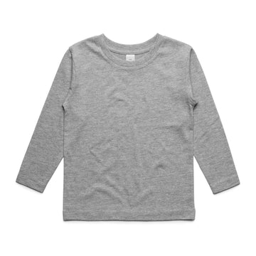 Kids Long Sleeve Tee | Custom Blanks - Band Merch and On-Demand Designer Shirts