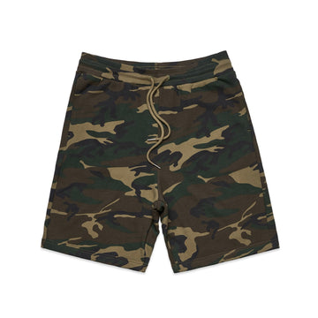 Arena- Men's Camo Shorts