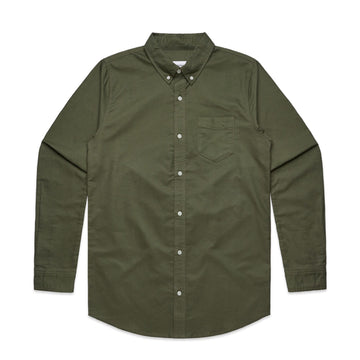 Arena- Blank Men's Oxford Shirt