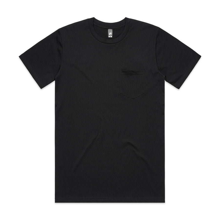 Arena- Blank Men's Pocket Tee