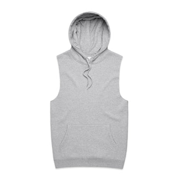 Men's Stencil Vest Hoodie | Custom Blanks - Band Merch and On-Demand Designer Shirts