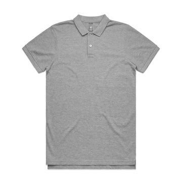 Men's Pique Polo | Custom Blanks - Band Merch and On-Demand Designer Shirts