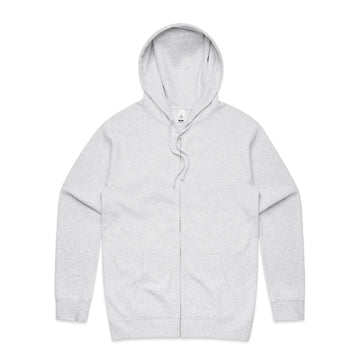 Men's Official Zip Hoodie | Custom Blanks - Band Merch and On-Demand Designer Shirts
