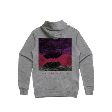 SORXE - Matter & Void Unisex Mid-Weight Pullover Hoodie - Band Merch and On-Demand Designer Shirts