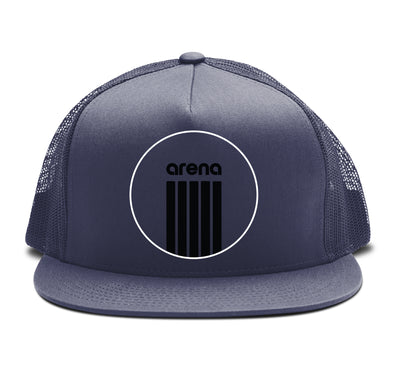5 Stripes - Trucker Snapback Hat
