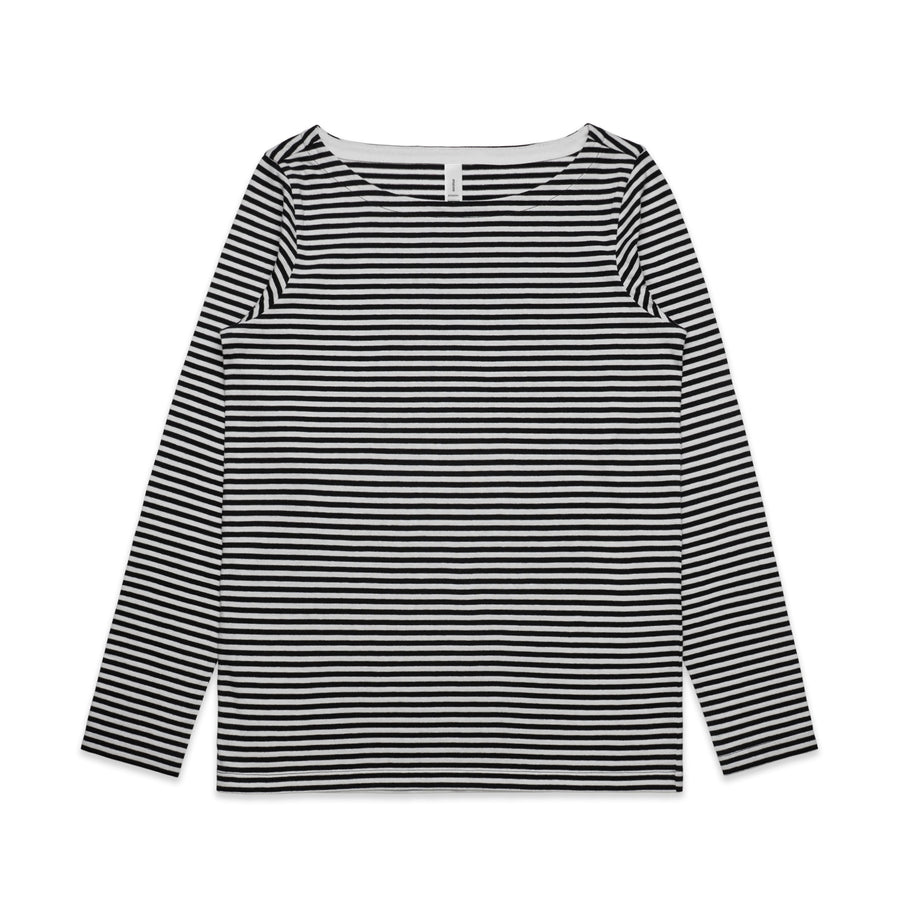Arena Blanks - Womens' Long Sleeve Bowery Tee Shirt | Arena