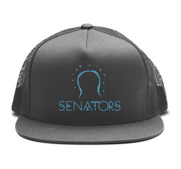 Senators - Wild Wide Open: Trucker Snapback Hat | Arena - Band Merch and On-Demand Designer Shirts