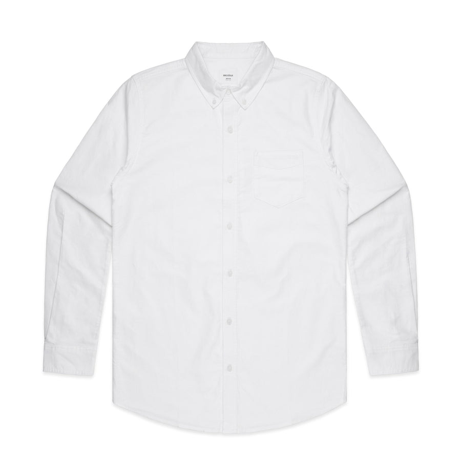Men's Oxford Button Down | Custom Blanks - Band Merch and On-Demand Designer Shirts