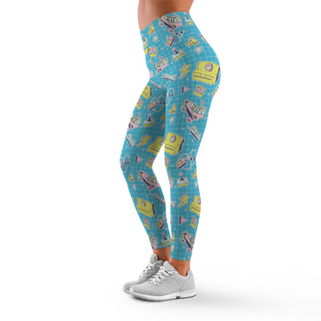 1988 - All Over Print Leggings | Arena