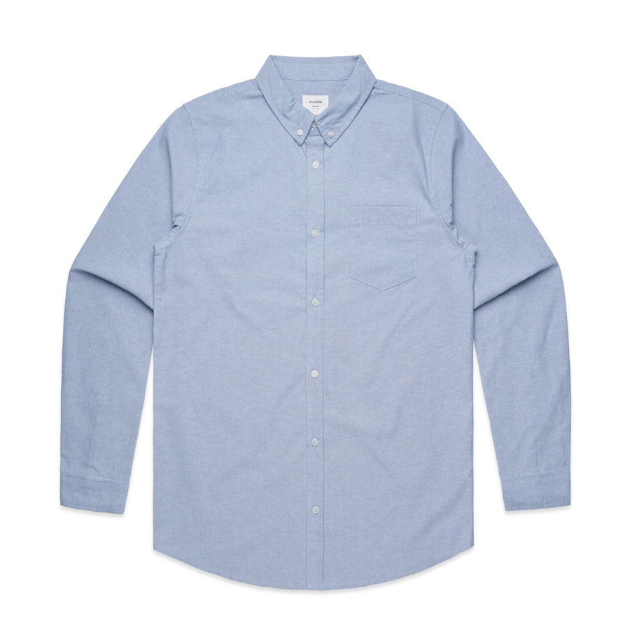 Men's Chambray Button Down | Custom Blanks - Band Merch and On-Demand Designer Shirts