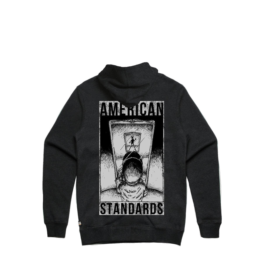 American Standards - Unisex Mid-Weight Pullover Hoodie - Band Merch and On-Demand Designer Shirts