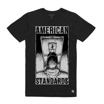 American Standards - Men's Tee Shirt - Band Merch and On-Demand Designer Shirts