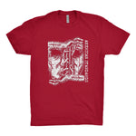 American Standards WEEP Red Unisex Tee Shirt